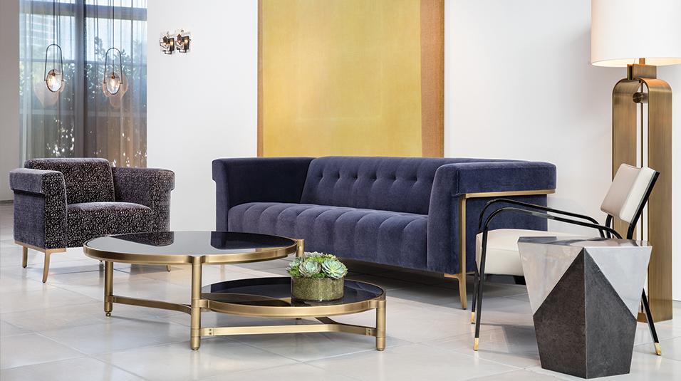Brands Holly Hunt Studio B, Holly Hunt Furniture